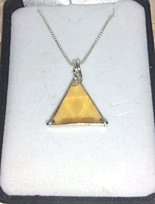 Pure Siberian Gold Vogel Triangle - Manifesting Masterpiece!