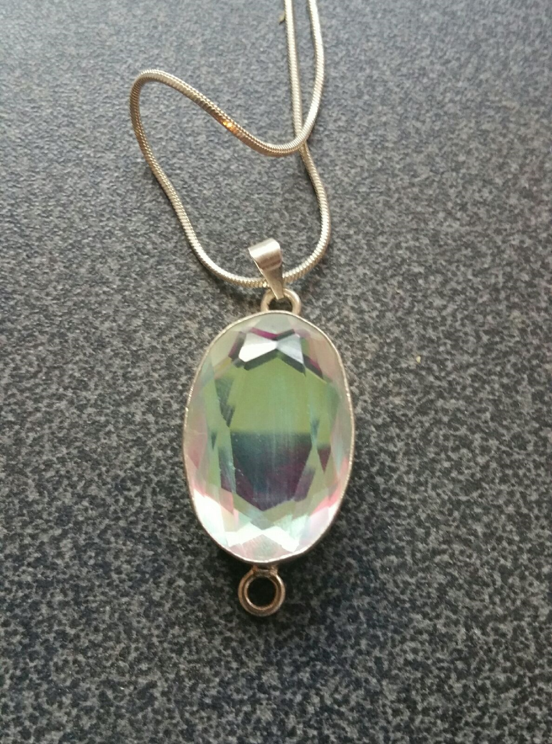 *NEW* Blessed Casa Angel Aura Pendant - Angel Power! Only 1 Available!